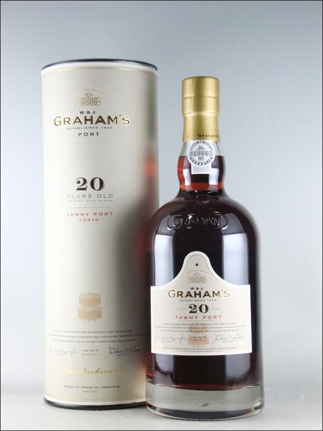 グラハム トウニー20年 20度 750ml 並行輸入品