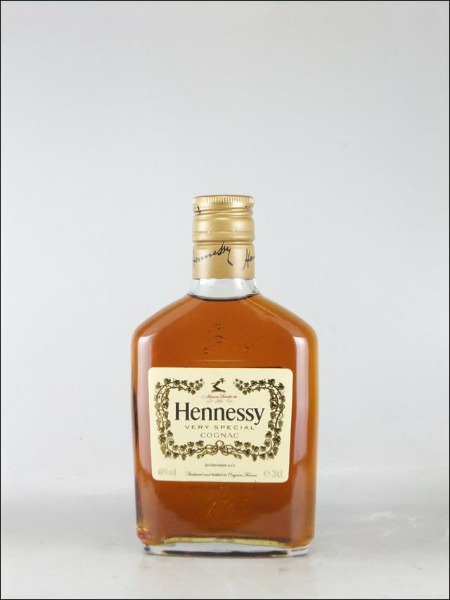 ヘネシーVS フラスク