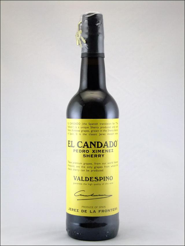 バルデスピノ エルカンダード ペドロヒメネス