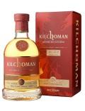 キルホーマン 100%アイラ 2008 バーボンバレル 61度 700ml 正規品
