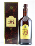 J&B 15年 1L