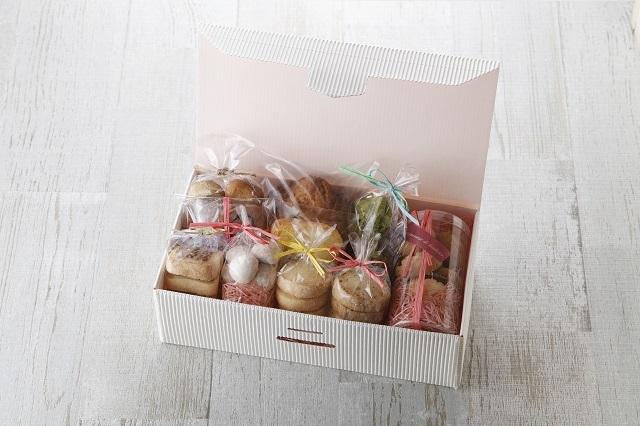 焼き菓子2500円