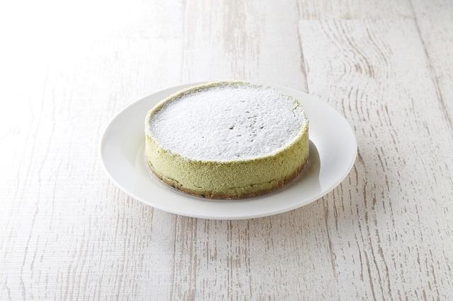 京抹茶チーズケーキ