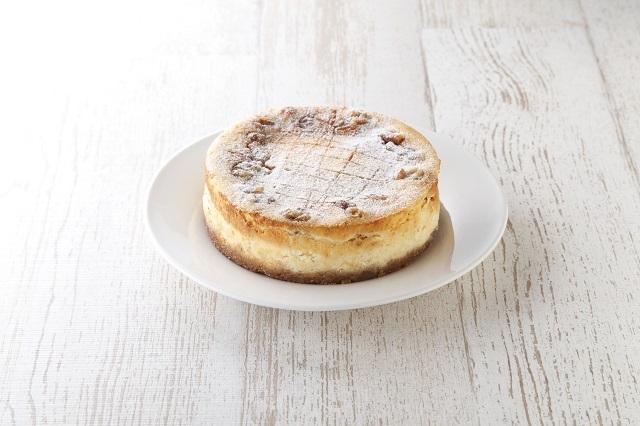 塩キャラメルチーズケーキ