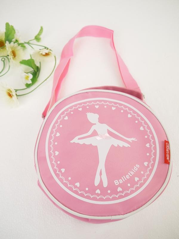CD-010 バレリーナラウンドショルダーバッグ(ピンク)