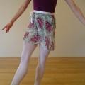 B39デザイン巻きスカート