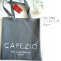 バレエバッグ CAPEZIO トートバッグ グレー【●メール便発送可】 (CA-031)