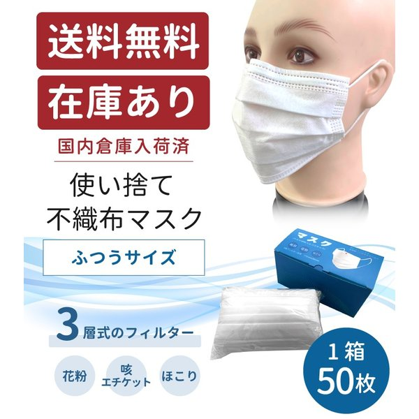 マスク(普通サイズ)