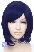 【SALE価格】【ミッドナイトブルー】ショートレイヤー la-t2511