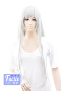 【ホワイトアッシュ】ロングストレート lo-1001a