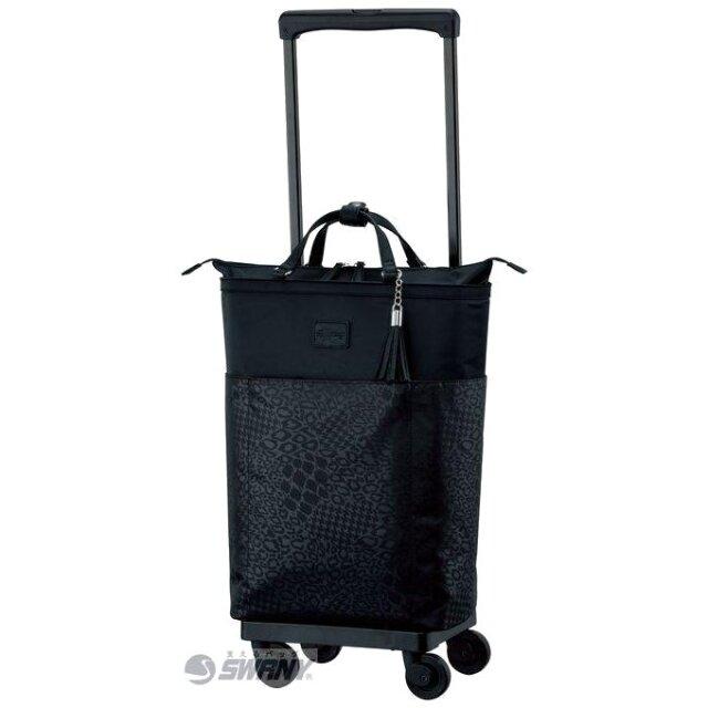 D-284 カトゥサコ(L21)ブラック<4輪ストッパー付き> 【新品12ヶ月レンタル】
