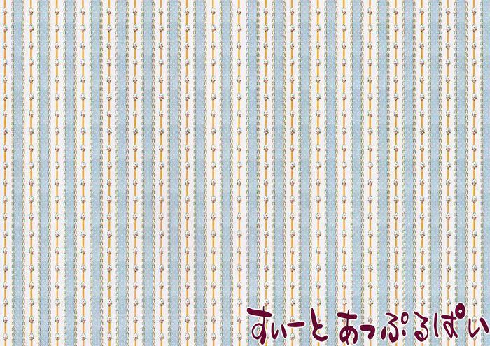 【1/24サイズ】【スペイン製】 ドールハウス用壁紙  WM24567