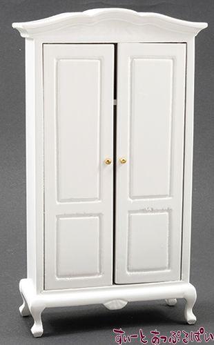 ワードローブ ホワイト CLA10762