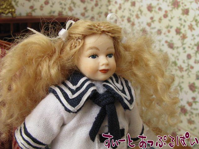 【Heidi Ott】 ハイジオットドール 少女 セーラー HO-XC32