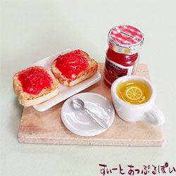 トーストボード いちごジャム SMBKT11