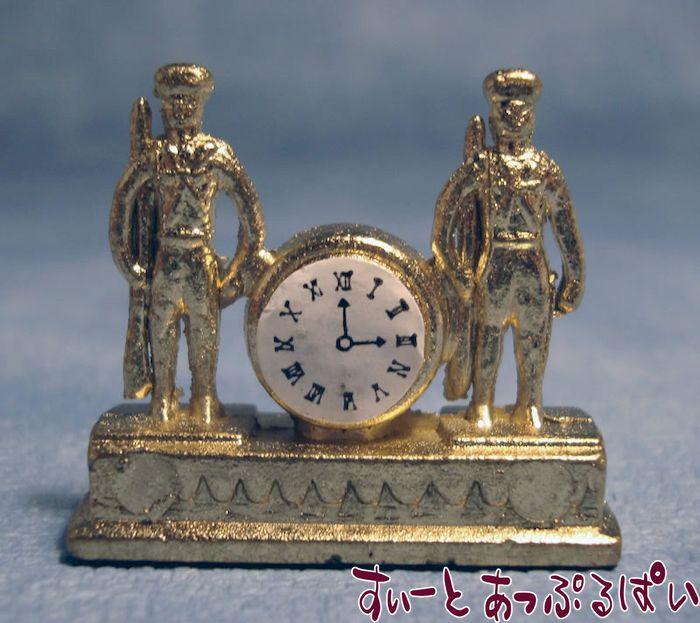 兵隊さんの置時計  SAD1660