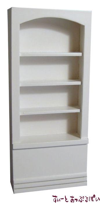 オープンシェルフ ホワイト ID018-WH