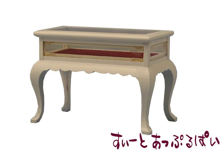 ディスプレイテーブル ホワイト SADF76017