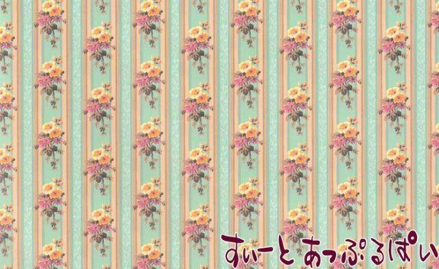 【1/24サイズ】【スペイン製】 ドールハウス用壁紙  WM24569