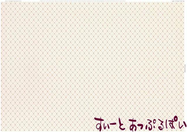 【1/12サイズ】 ドールハウス用壁紙  BP1VT336