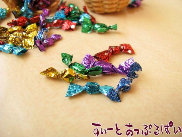ミニミニキャンディー6個アソート☆全部違う種類! SWCAN-01