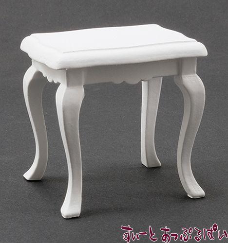 サイドテーブル ホワイト CLA10300