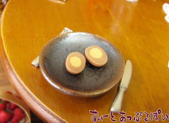 煮玉子 ハーフカット 2個セット VREGG1