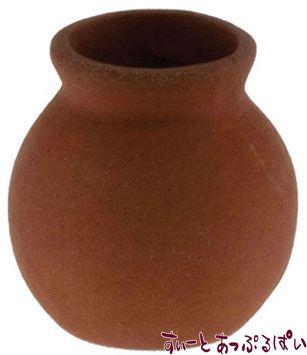 素焼きの壺 IM65022