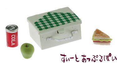 ランチボックス サンドイッチ&りんご&ドリンク付き IM65101