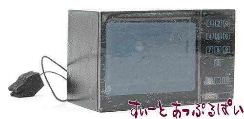 電子レンジ ブラック IM65168