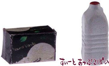 バニラアイス&ミルク IM65180