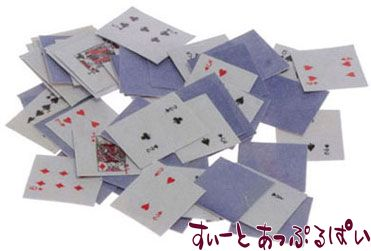 トランプ カードのみ IM65253
