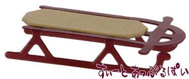 【1/24サイズ】 赤い小さなソリ IM65363
