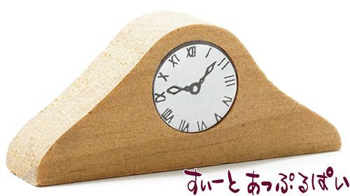 木製マントルクロック IM65418
