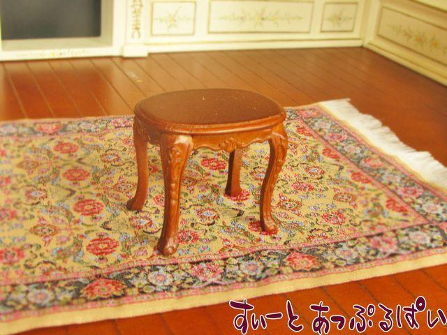【レディアンのお気に入り】 美しすぎるサイドテーブル LA025