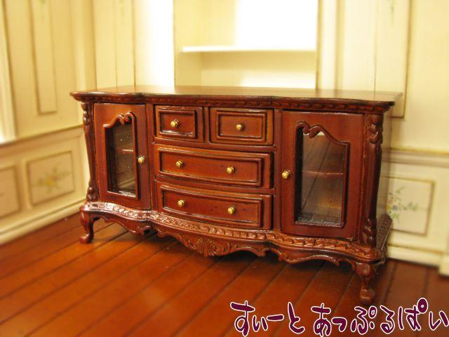 【レディアンのお気に入り】 貴族の館のサイドボード LA038