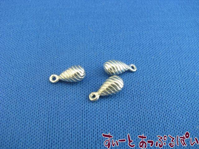 オーナメント 銀のしずく 3個セット MUL4608C