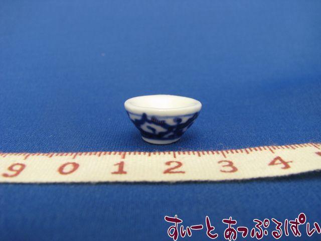 陶器のお茶碗 直径17mm SMSPLD1