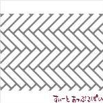 【1/12サイズ】 ステンシル チューダーヘリンボーン BCTDH12