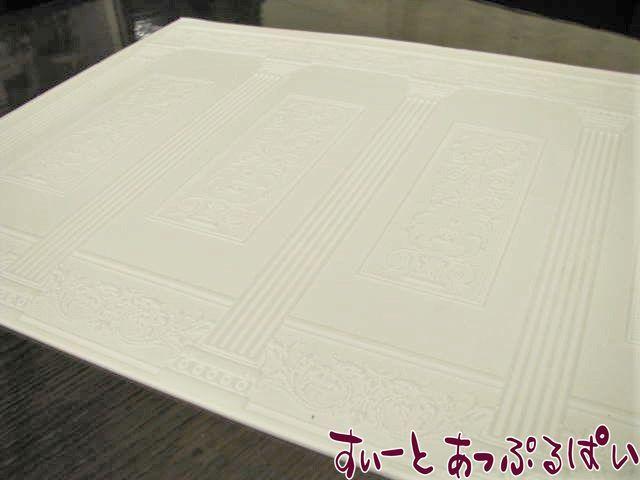 【スペイン製】 ドールハウス用テクスチャーシート ロアンホテルの壁 その3 350x230 mm WM34936