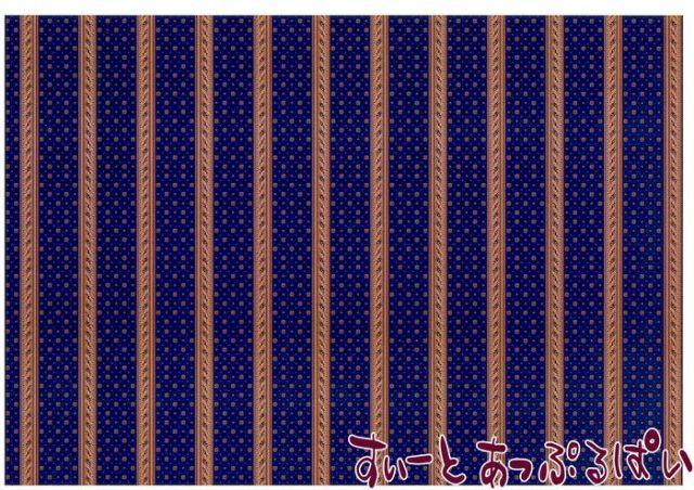 【1/12サイズ】【スペイン製】 ドールハウス用壁紙 432 x 260ミリ WM35595