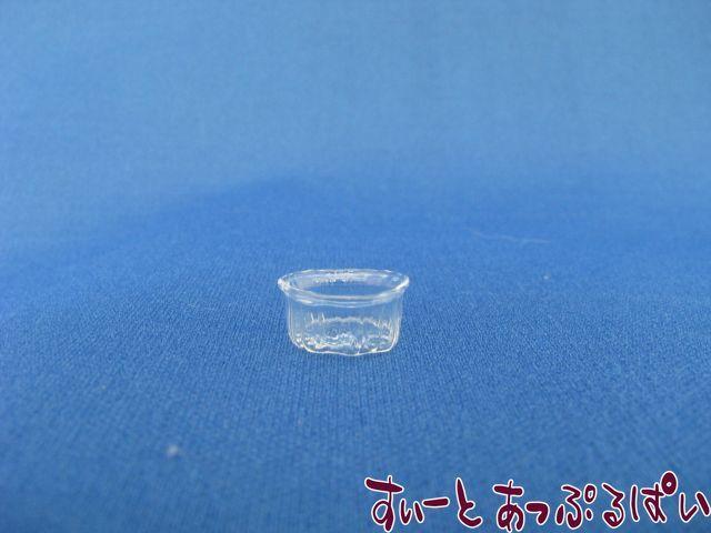 ガラスのソフレ皿 BDHB115