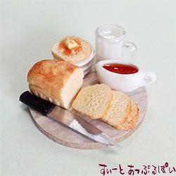 ブレッドカッティングボード ハニー&ミルク SMBKT8