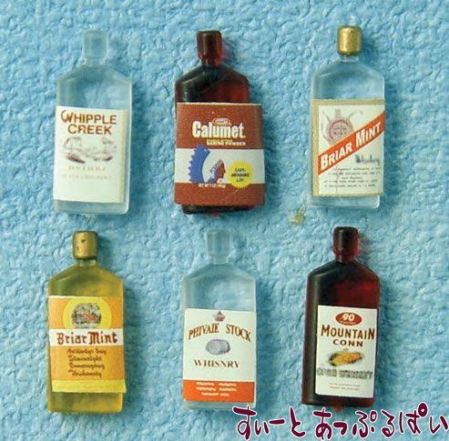 スピリッツボトル 6本セット SAD1067