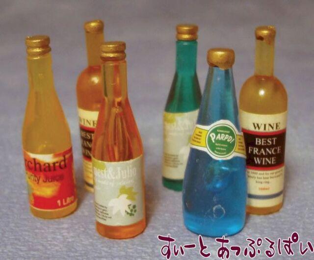 色々ボトル6本セット SAD1750