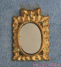 小さめでゴージャスな鏡 SAD2490