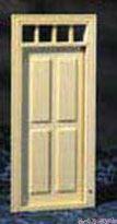 【1/24サイズ】 4パネルドア CLA86001 HWH6001