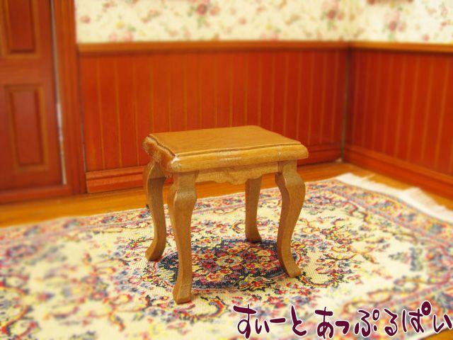 サイドテーブル くるみ色 ID016-WL