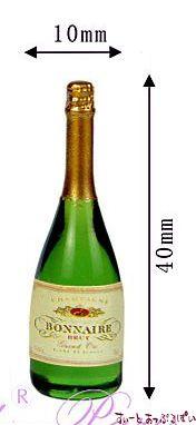 高級シャンパンボトル MWDS14-1