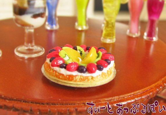 フルーツいっパイ パイ皿付き SMPIE006